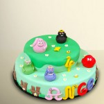 Cake Design Barbapapa